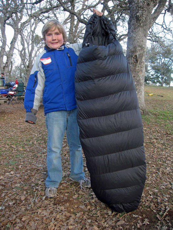 U.L.K. Sleeping Bag for Kids