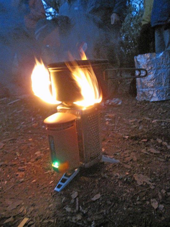 33 oz Wood Burning Goodness