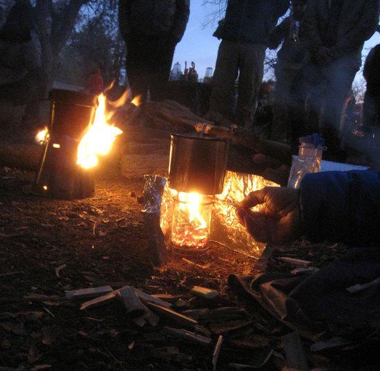 Raging Fires