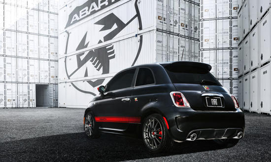 Black Abarth