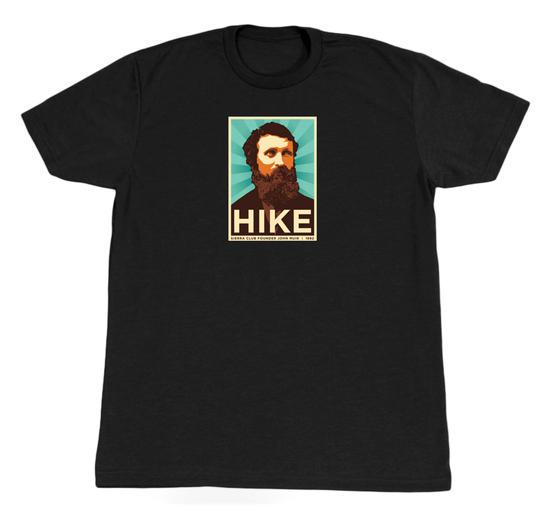 John Muir HIKE Shirt