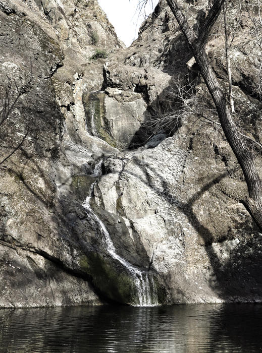 Pacheco Falls