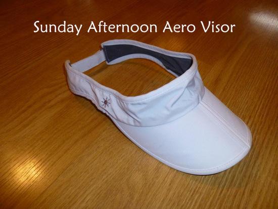 Sunday Afternoons Visor
