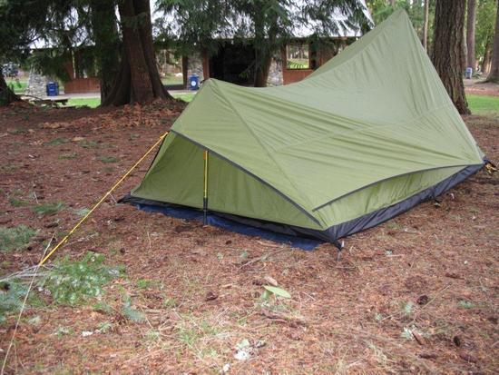 Tent Rear Side 2