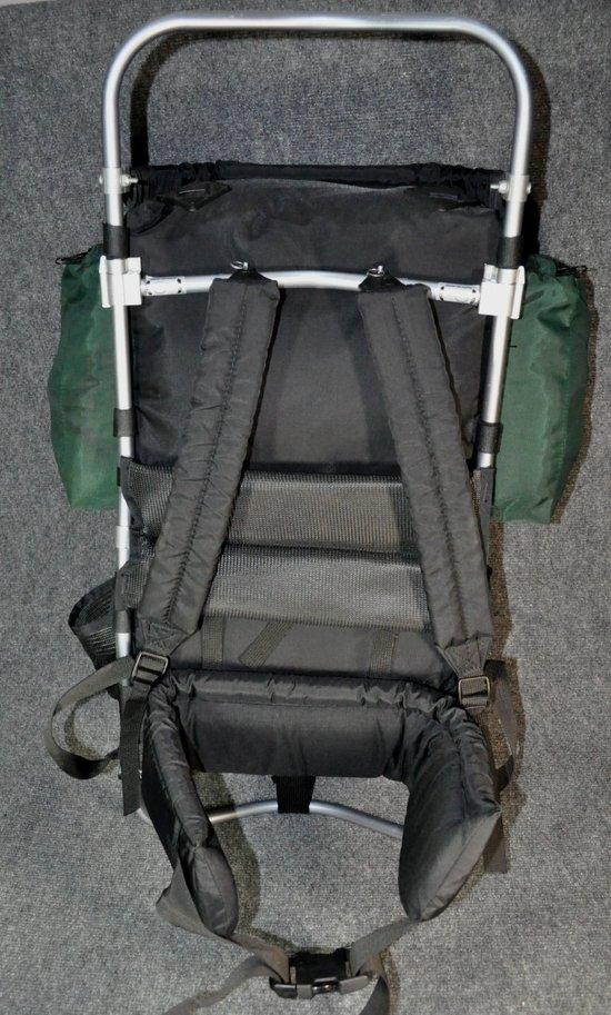 A Look At An Old Jansport External Frame Pack