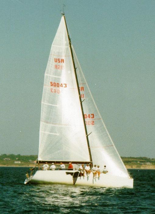 Cuben sails
