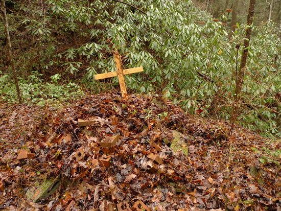 Bike Grave