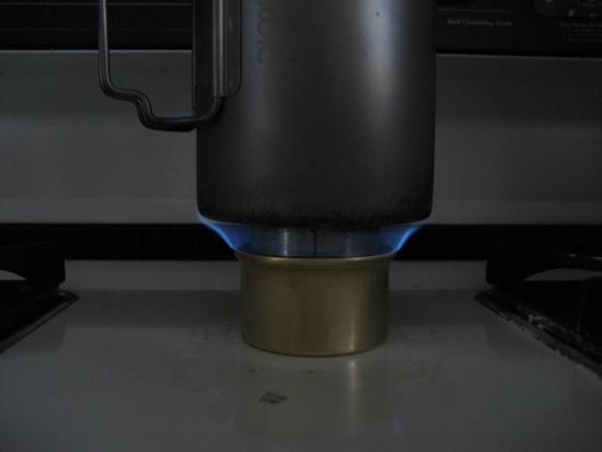 TomCat stove