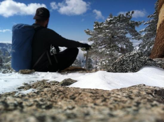 ridge break