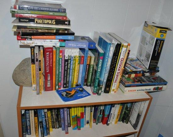 Hiking library