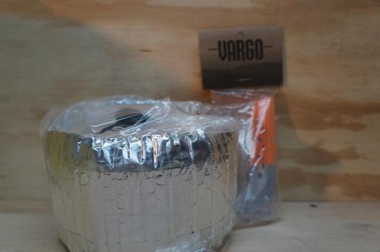 Greasepot, cosy, Vargo potlifter combo