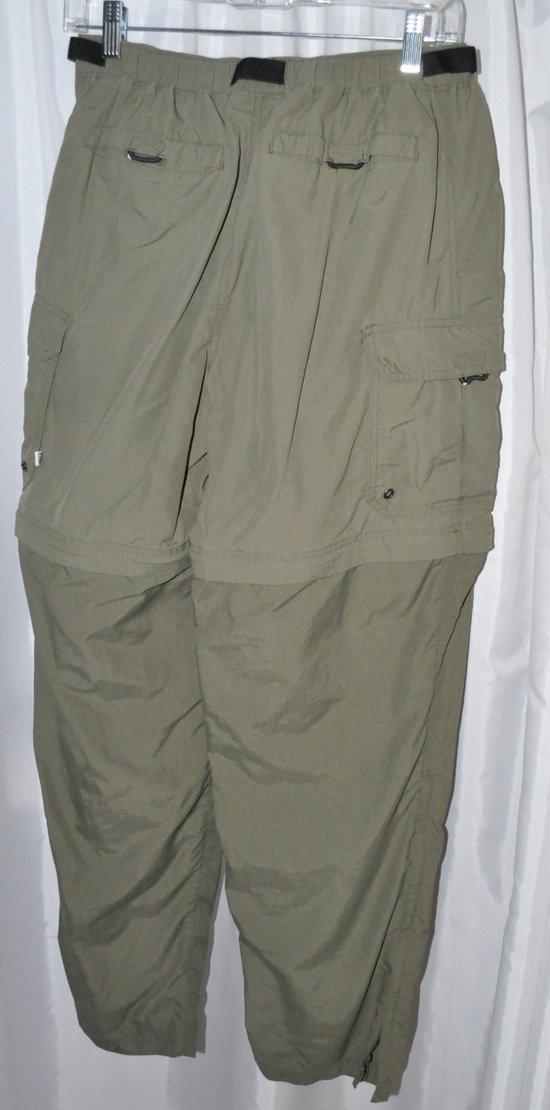 REI Sahara pants and shirt