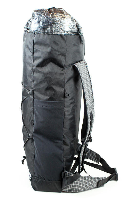 zimmerbuilt cuben backpack