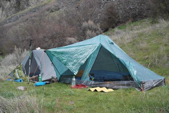 LH SoLong 6 Cuben Tent