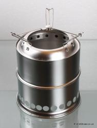 Wild Woodgas stove