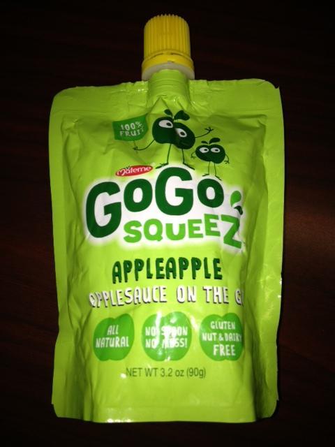 GoGo Squeez Container