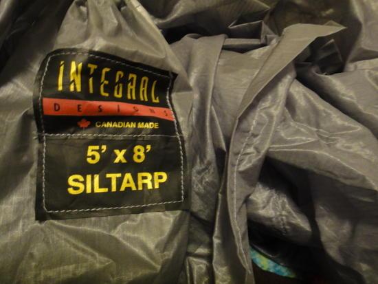 id 5x8 siltarp