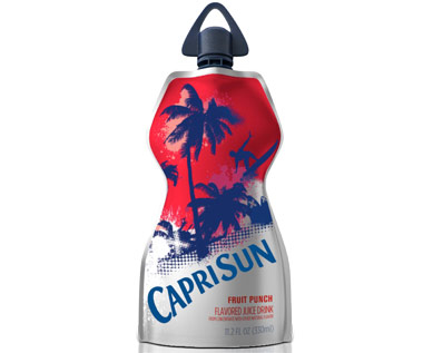 capri sun bottle