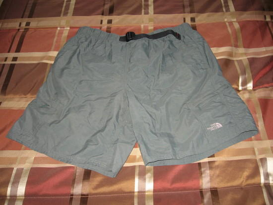 North Face Hiking Shorts