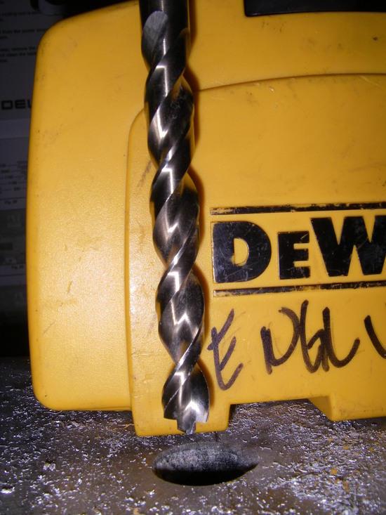 drill bit 1