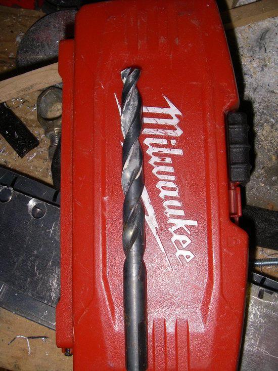drill bit 2
