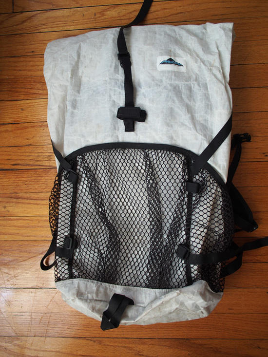 2400 Windrider Pack XL Front