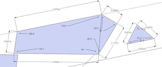 tarp dimensions