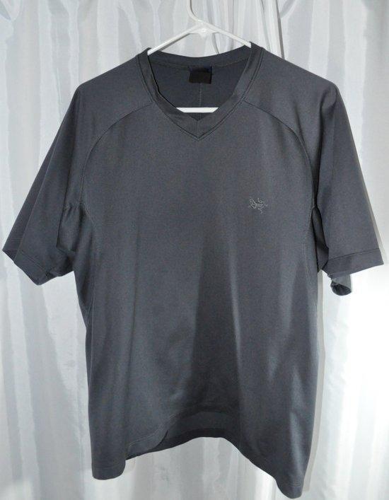 Arcteryx v-neck tee shirt