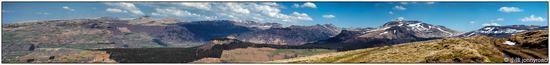 Puy Chavaroche to Roche Taillade Ridge