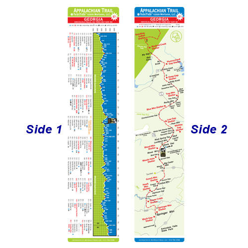 Pocket Profile maps