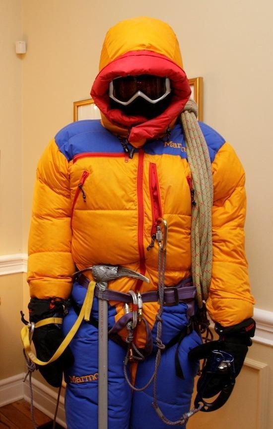 Marmot 8000 Meter suit