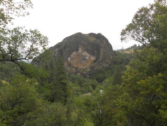 Ishi Wilderness Black Rock