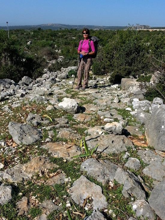 Hidirli ancient road