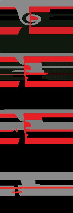 Different stitching methods