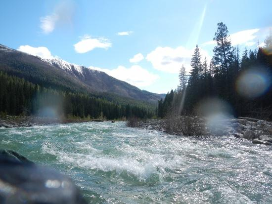White River packraft cam