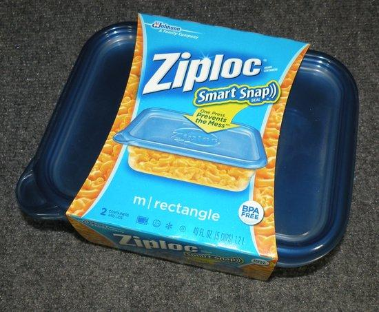 Ziploc box