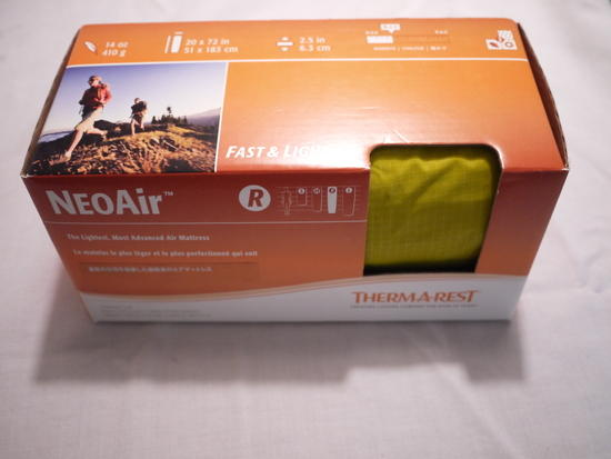 Thermarest NeoAir Regular