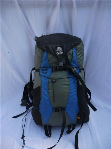 Granite Gear Vapor Trail with Lid