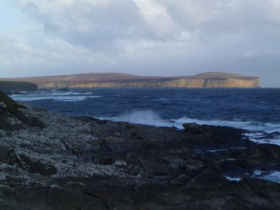 scotland rocky coast