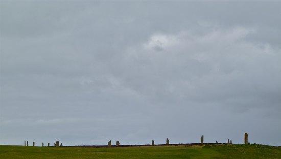 scotland standing stones