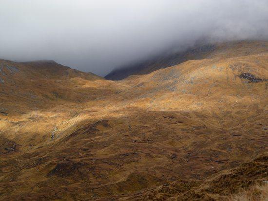 scotland cwt peat landscape