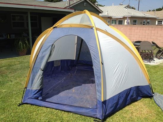 FS R.E.I. Geodome 6 Person Tent $65 shipped & FS: R.E.I. Geodome 6 Person Tent $65 shipped - Backpacking Light