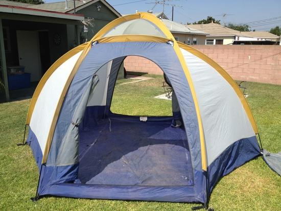 Geo 6 tent geo 6 ... & FS: R.E.I. Geodome 6 Person Tent $65 shipped - Backpacking Light