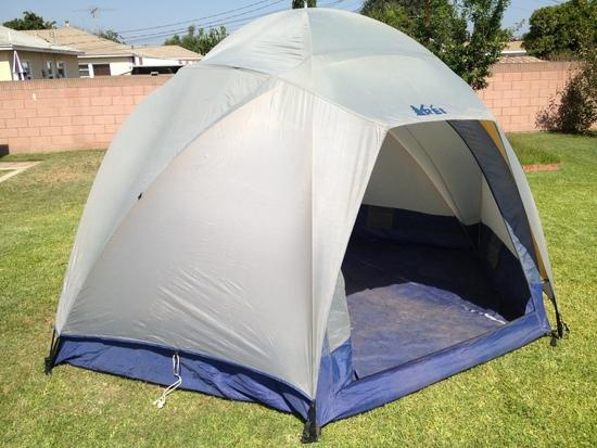 Geo 6 tent geo 6 geo 6 ... & FS: R.E.I. Geodome 6 Person Tent $65 shipped - Backpacking Light