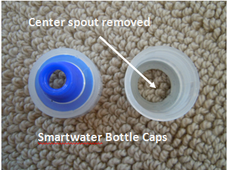 Smartwater Bottle Cap