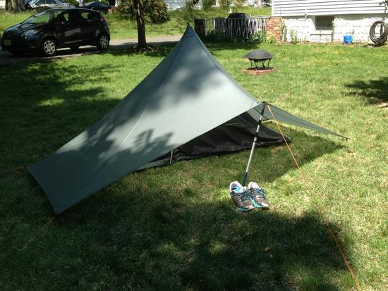 MLD SIL NYLON CRICKET TENT