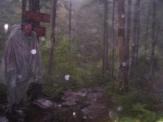 Maine rain