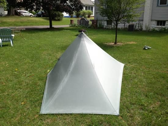Cricket Tent