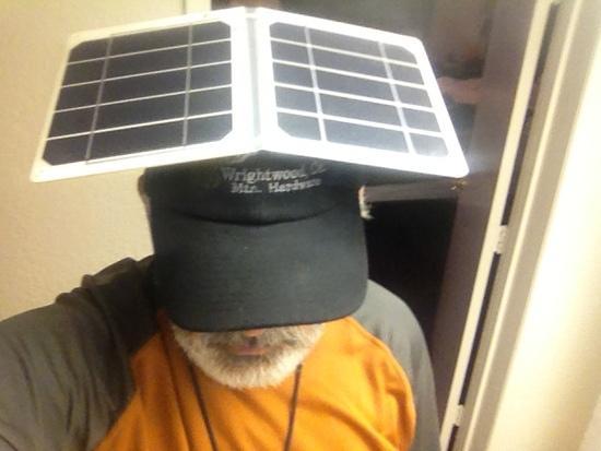 Solar Hat