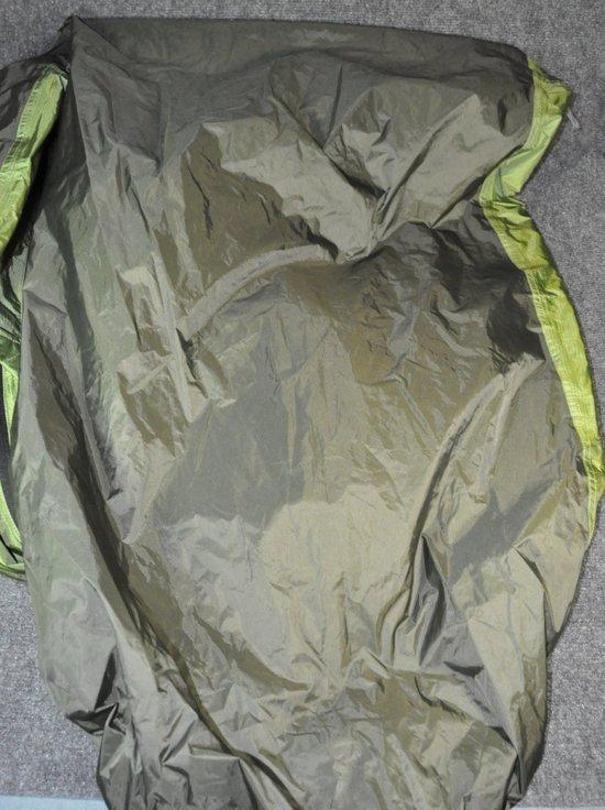 GoLite Poncho Tarp and REI Minimalist Bivy (long)